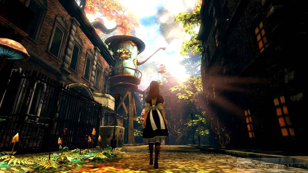Alice The Madness Returns Setup Download For Free