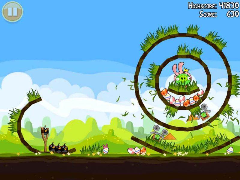 Angry Birds Seasons Free