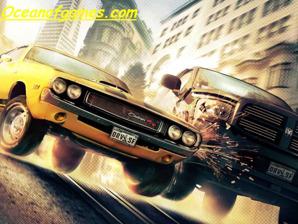 Driver San Francisco free