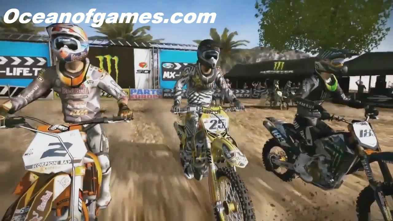 Free Mud Fim Motocross World Championship