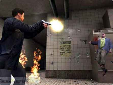 Max Payne 1 Setup Free Download