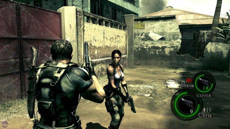 Resident Evil 5 Free Download