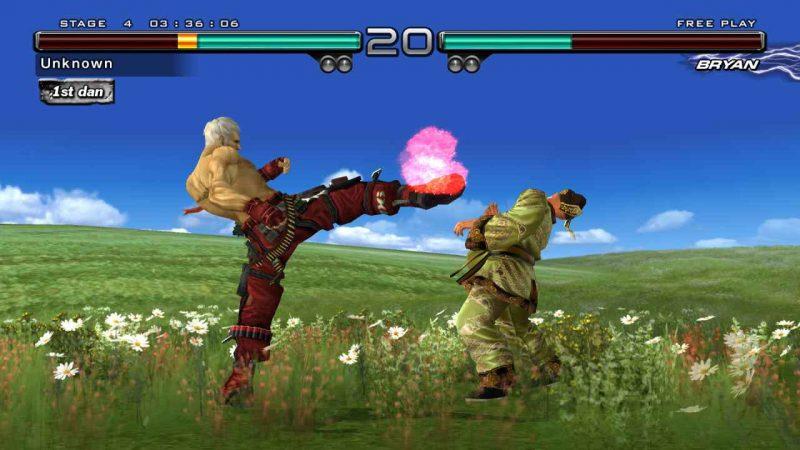 Tekken 5 free