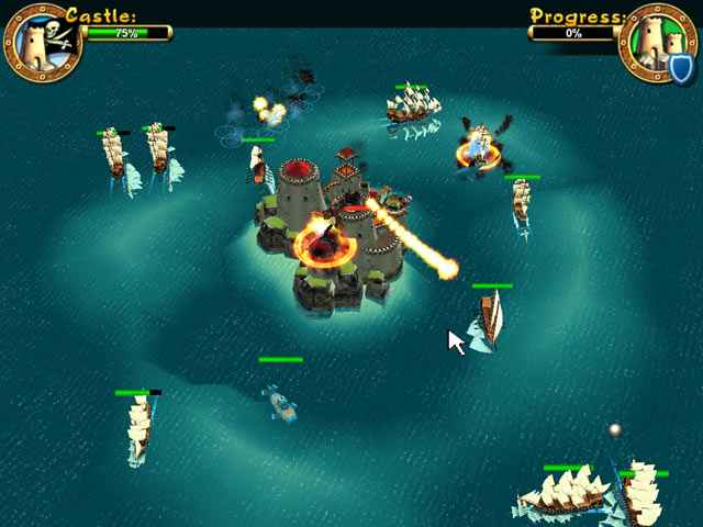 pirates battle for the caribbean free