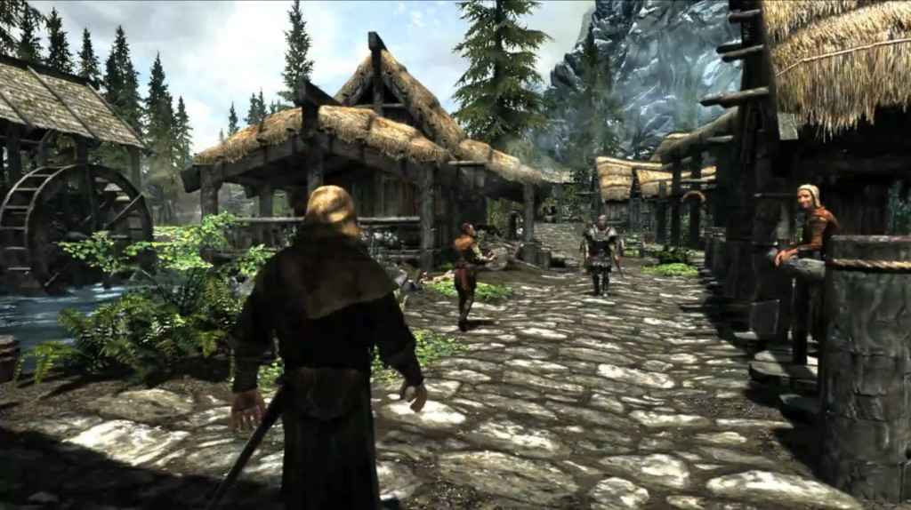 the elder scrolls v sktrim download free 1024x574