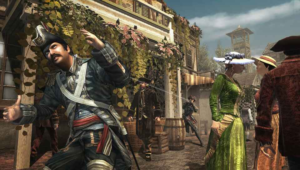 Assassin Creed 3 Liberation Free Setup Download