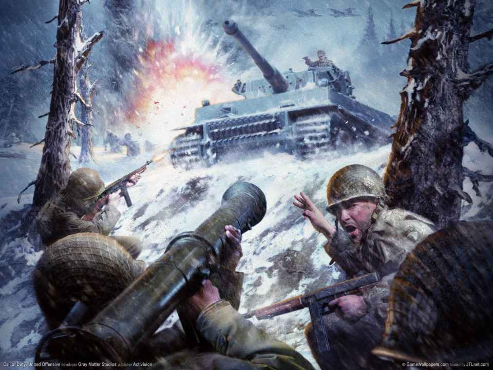 Call Of Duty United Offensive PC game