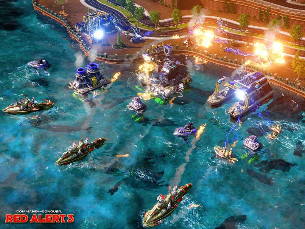 Command Conquer Red Alert 3 download