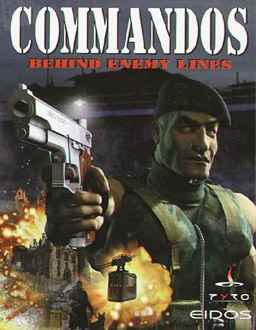 Commando Behind Enemy Lines Game Free For PC Download