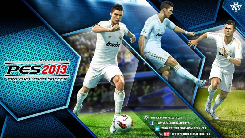 PES Pro Evolution Soccer 2013 Free Setup Download1
