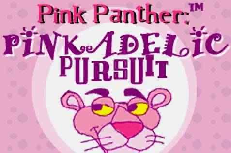 Pink Panther Pinkadelic Pursuit Free Download