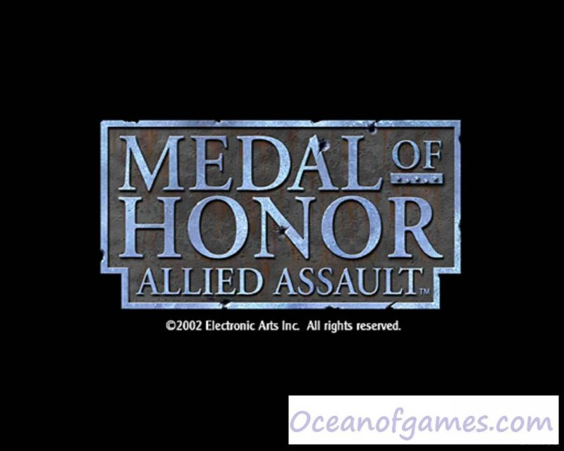 183974 medal of honor allied assault windows screenshot startup screens