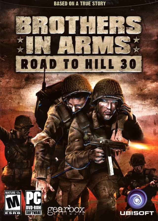 Brothers in Arms Road to Hill Free Download
