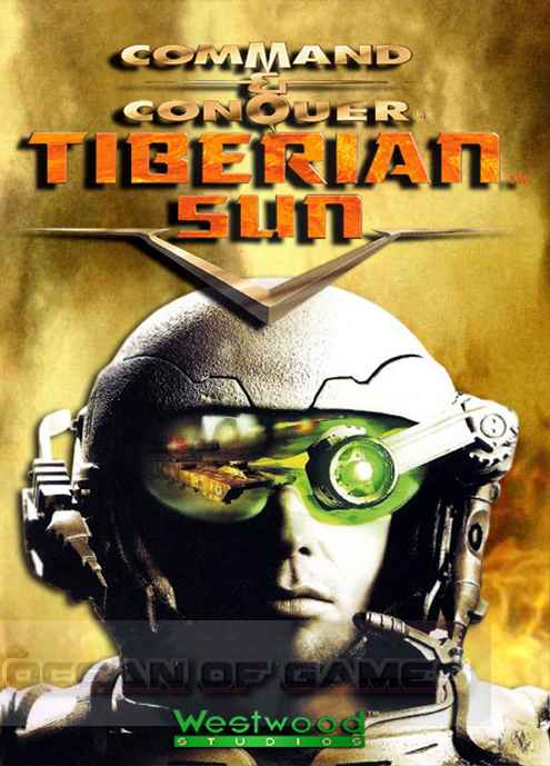 Command and Conquer Tiberian Sun Setup Download For Free