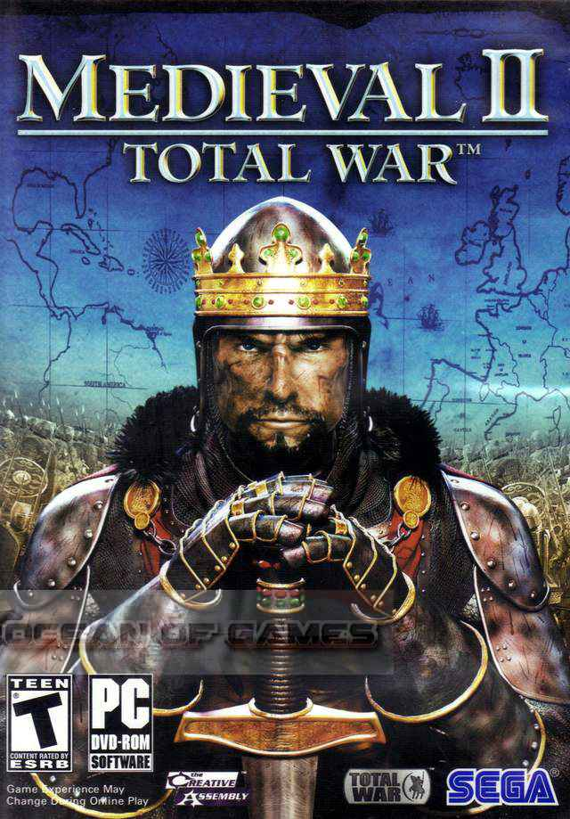 Medieval 2Total War Free Download