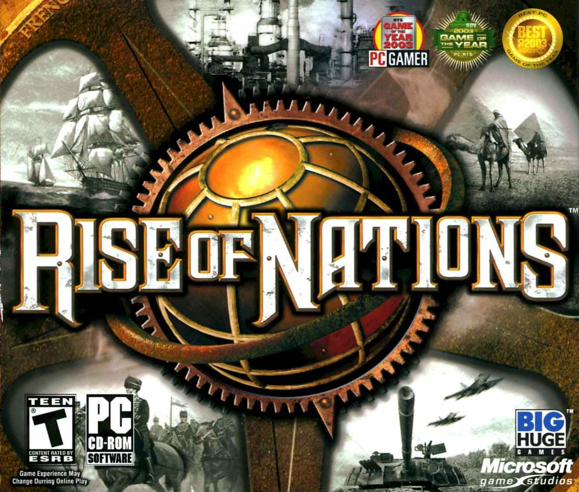 Rise of Nations Free PC Game Download