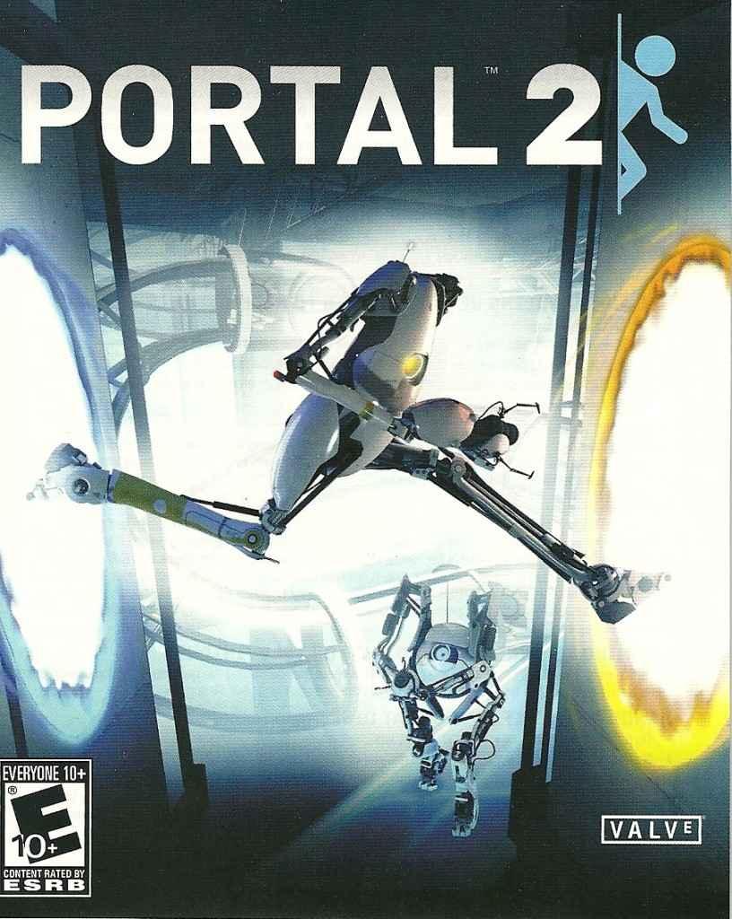 Portal 2 PC Game Free Download 816x1024