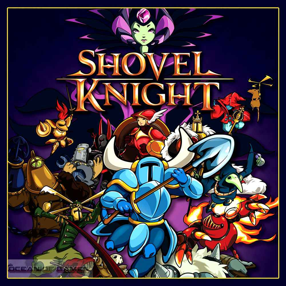 Shovel Knight PC Game Free Download