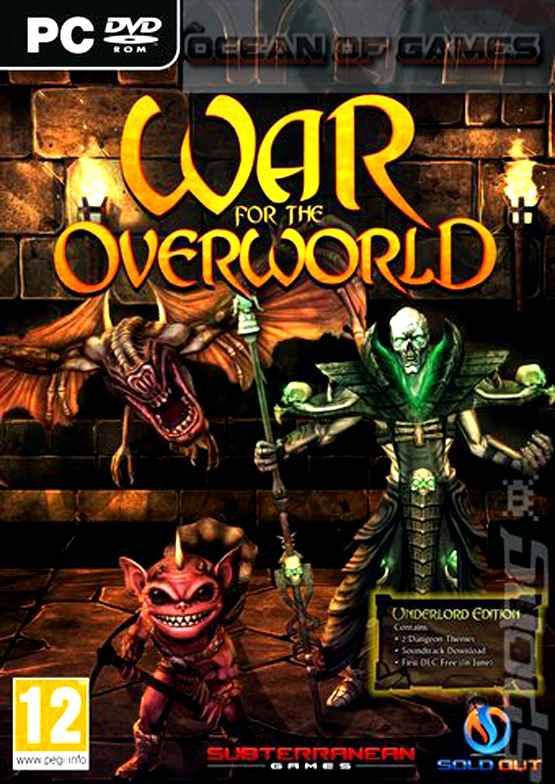 War of the Overworld Free Download