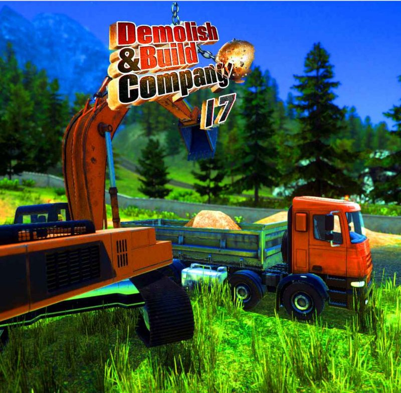 Demolish And Build Company 2017 Download For Free