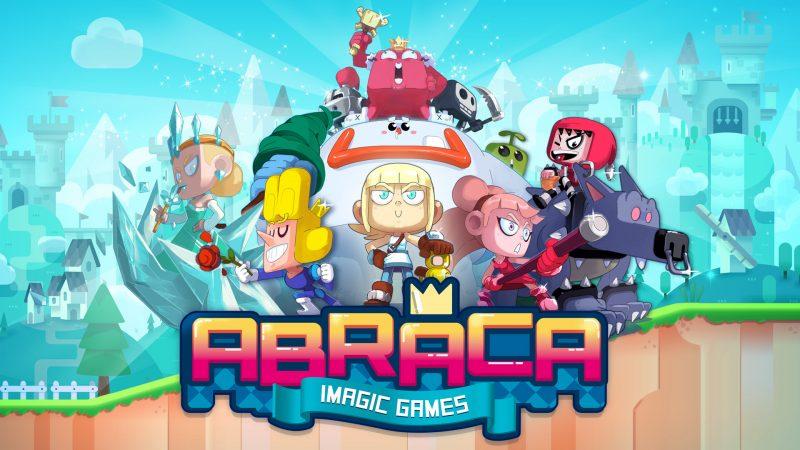 ABRACA Imagic Games Free Download
