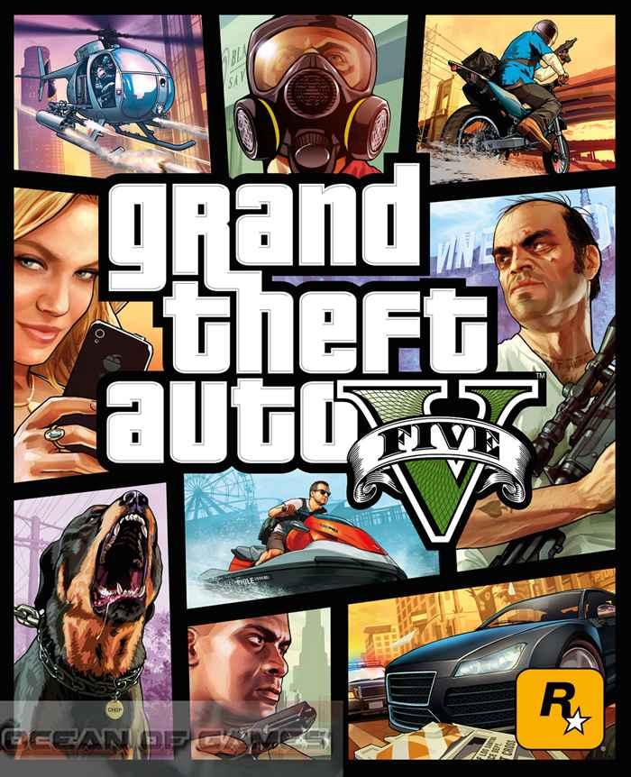 GTA V PC Game Free Download