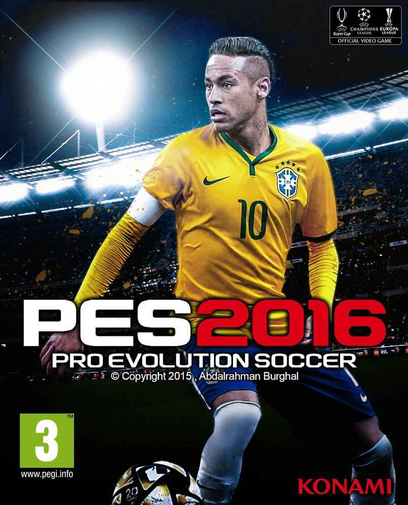 Pro Evolution Soccer 2016 Free Download