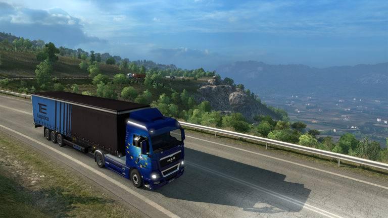 Euro Truck Simulator 2 Italia Free Download