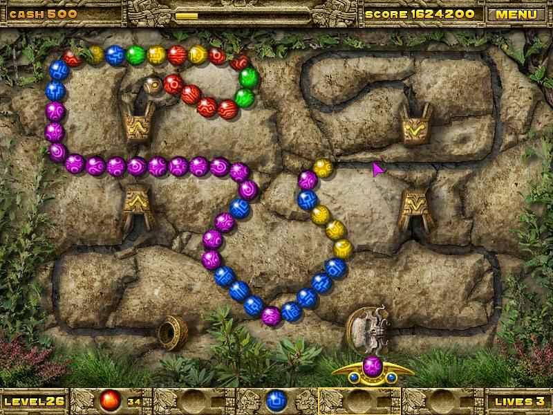 Downlaod Game Azteca