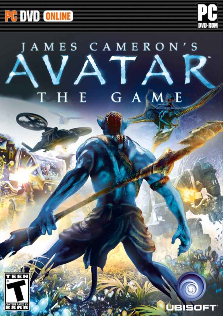 James Camerons Avatar The Game Free Download