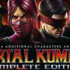 Mortal Kombat Komplete Edition logo
