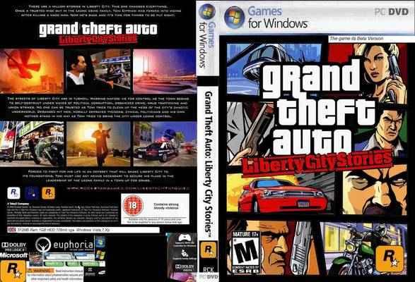 GTA Liberty City setup free download