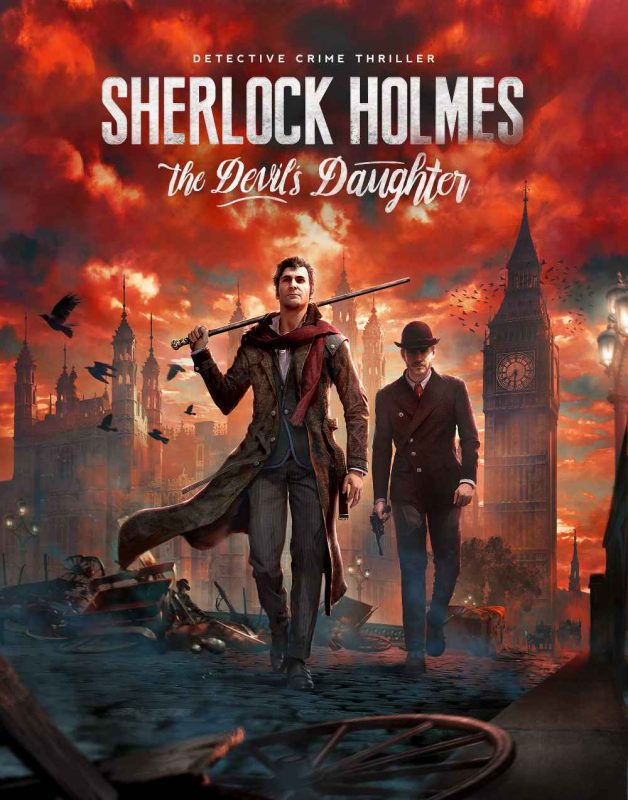 Sherlock Holmes The DevilE28099s Daughter Free Download