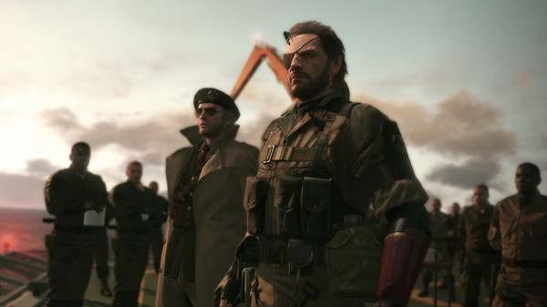 Metal Gear Solid V The Phantom Pain v1.0.7.1,v1.10,All DLCs Free Download