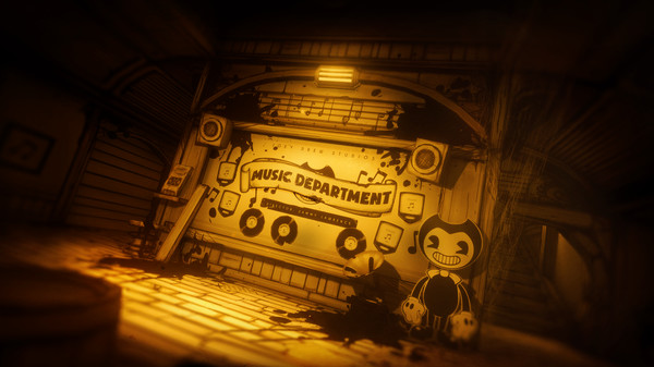 Bendy and the Ink Machine Complete Edition Free Download