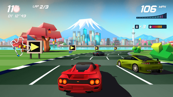 Horizon Chase Turbo City Lights Free Download