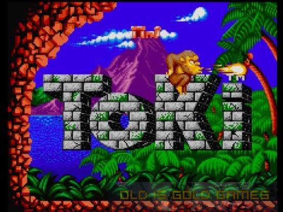 Toki Game Free Download