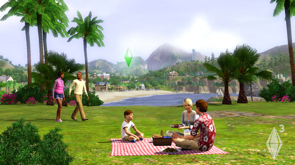 Sims 3 free download full version pc