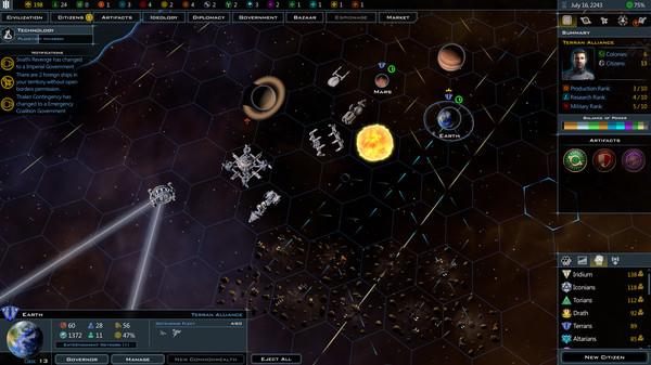 Galactic Civilizations III Retribution Free Download