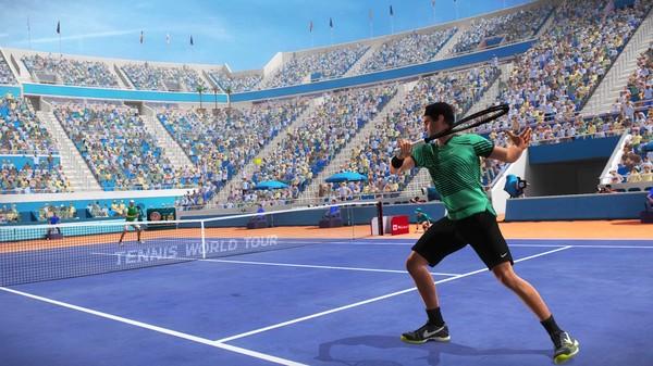 Tennis World Tour Roland Garros Edition Free Download