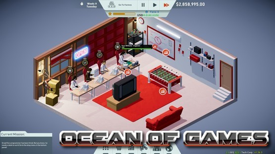 Tech Corp Early Access Free Download