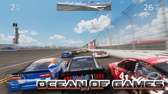 NASCAR Heat 4 HOODLUM Free Download