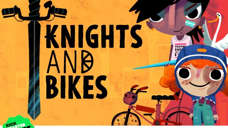 Knights and Bikes v1.06 PLAZA Free Download