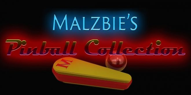 Malzbies Pinball Collection Ghouls PLAZA Free Download