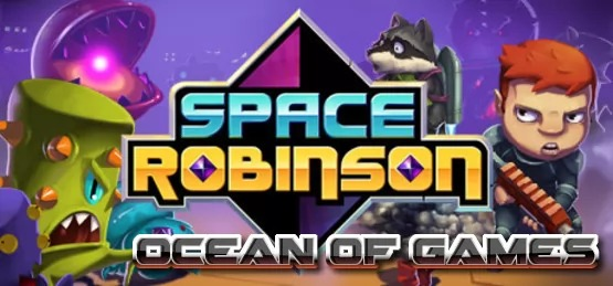 Space Robinson Hardcore Roguelike Action ALI213 Free Download