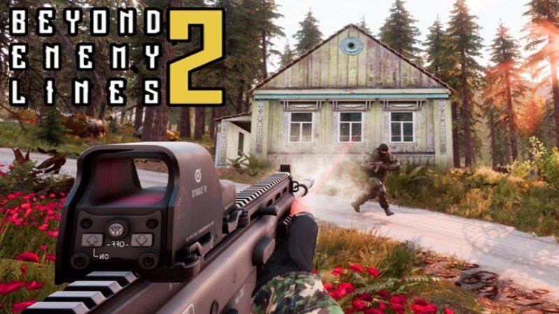 Beyond Enemy Lines 2 God SKIDROW Free Download