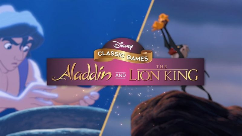 Disney Classic Games Aladdin and The Lion King DARKSiDERS Free Download