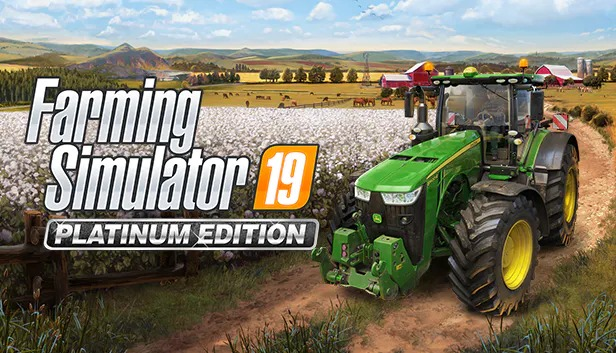 Farming Simulator 19 Platinum Expansion HOODLUM Free Download