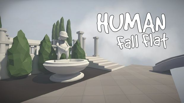 Human Fall Flat ICE PLAZA Free Download