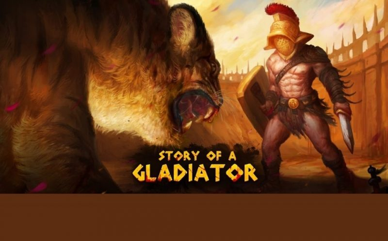 Story of a Gladiator PLAZA Free Download